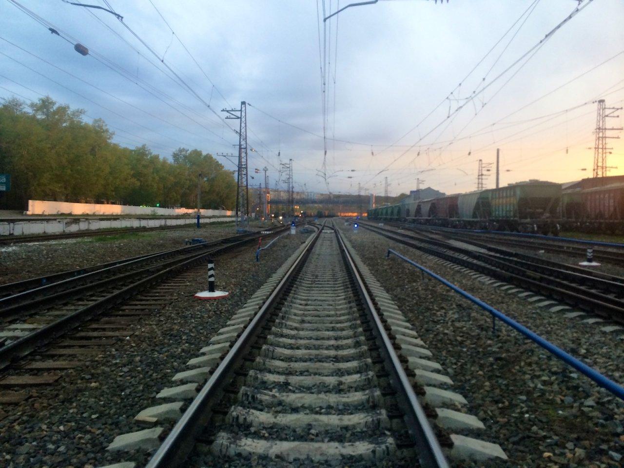 Sur les rails du Trans-sibérien !