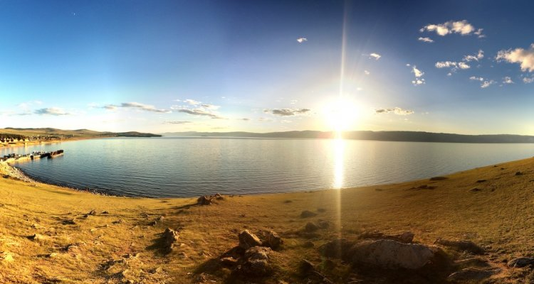 Au coeur du Lac Baïkal, l'île d'Olkhon