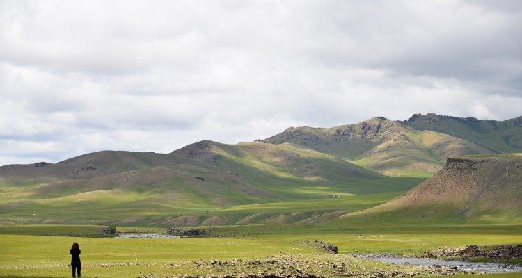 Mongolie, une semaine en trek à cheval à Kharkhorin (2/2)