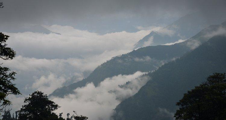 Nepal, trek aux pieds des Annapurnas 1/2