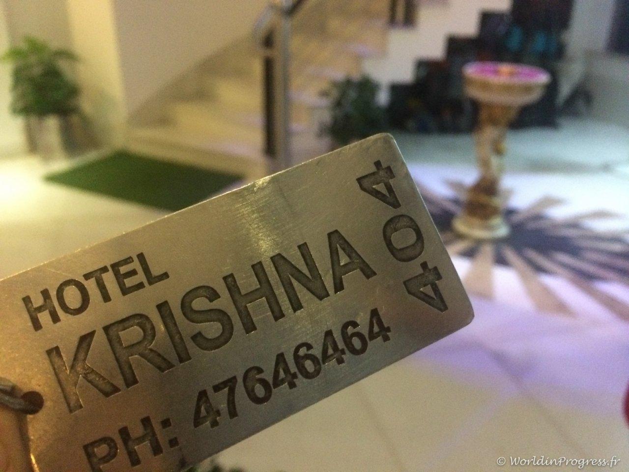 Hotel Krishna Delhi