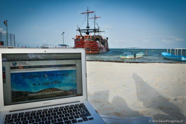 Bloguer en tour du monde