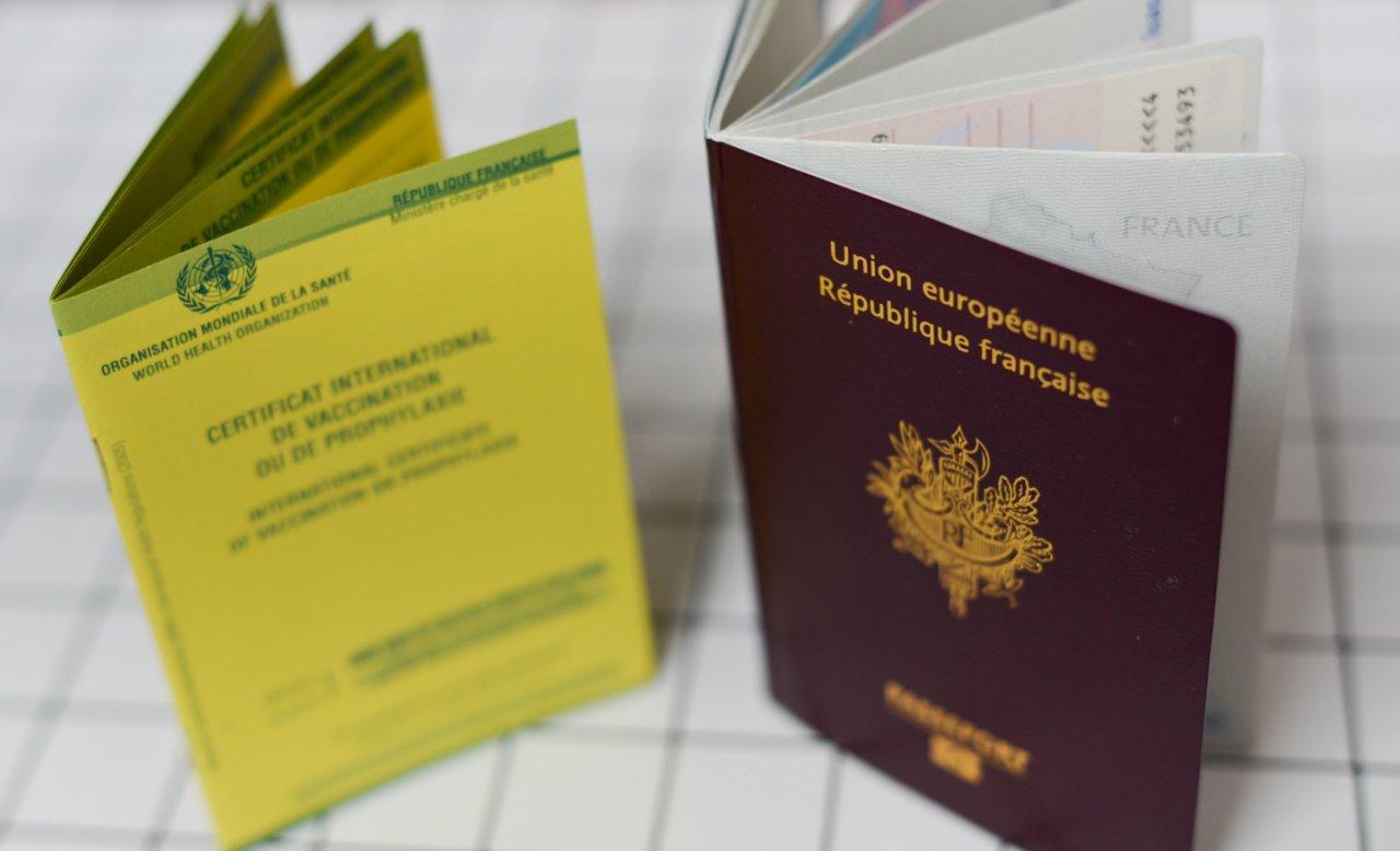 Passeport, Visa, Vaccins
