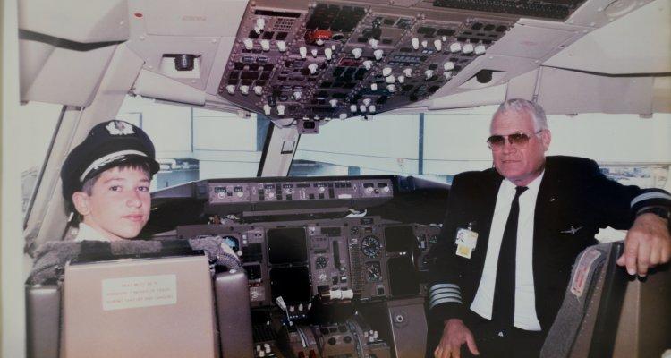 Anthony - Cockpit