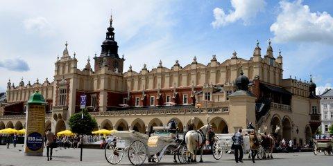 Main Market Square Cracovie