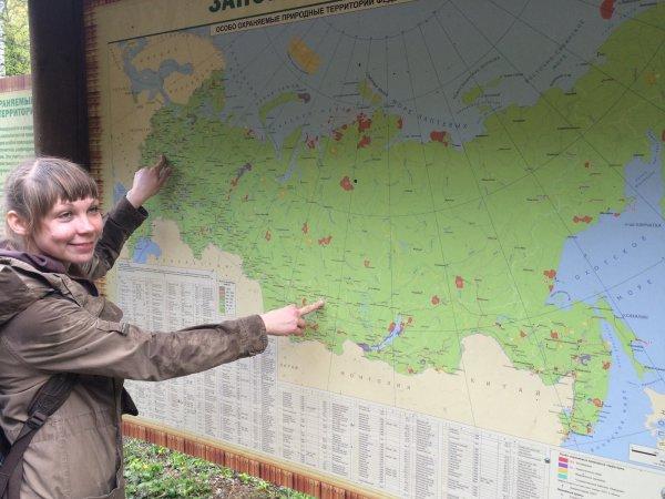 4000 km de Moscou à Krasnoyarsk