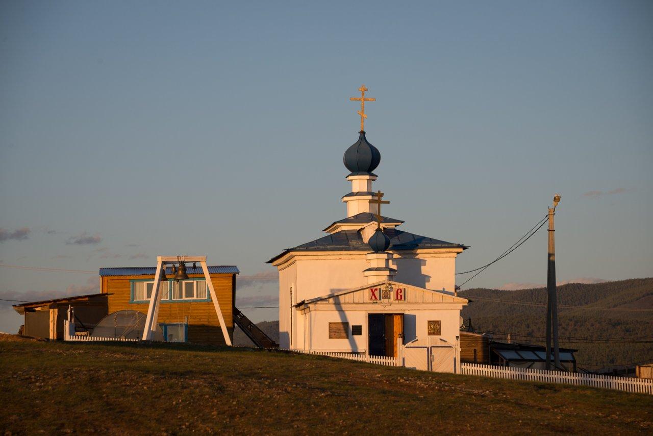 L'église de Sergei