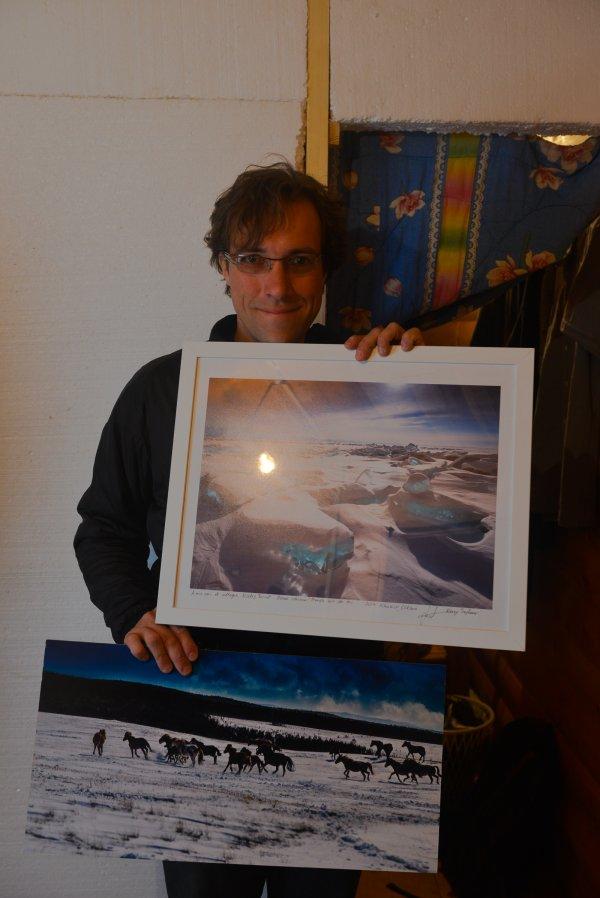 Nicolas Pernot, Photographe