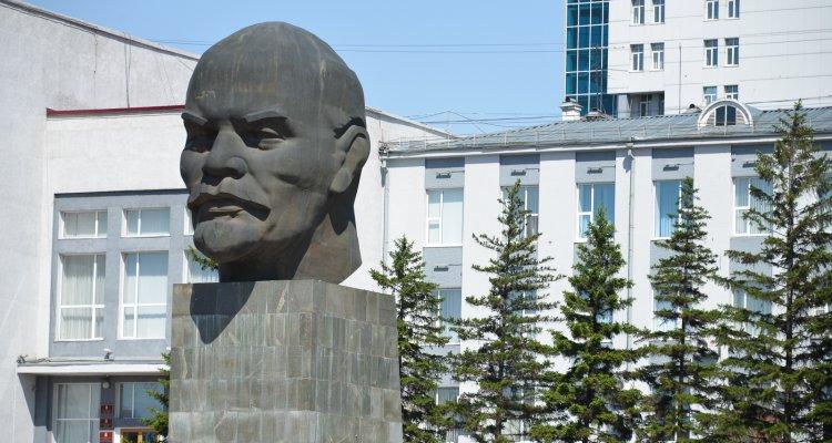 Dernière étape en Russie à Ulan Ude