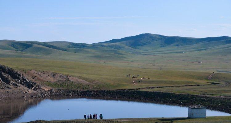 « Transmongolien » … En bus vers Ulan Bator