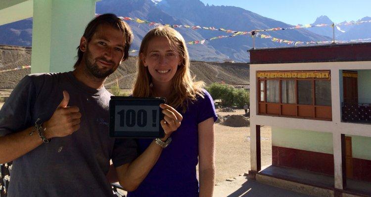 100 jours, deuxième point d'étape !