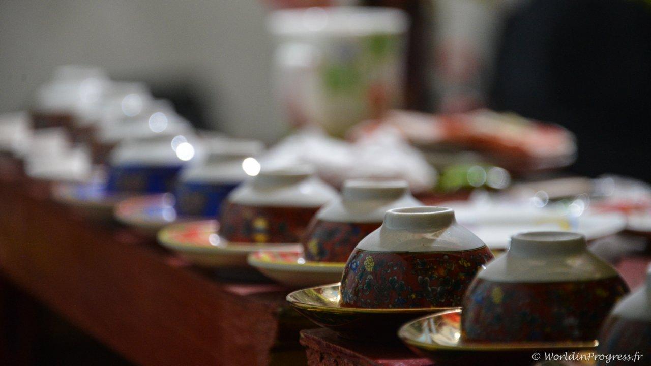 Recevoir au Zanskar