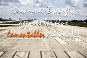 eDreams Bravofly - Agences lamentables du web