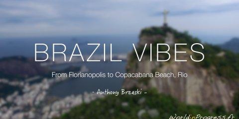 Brazil Vibes, aerial video