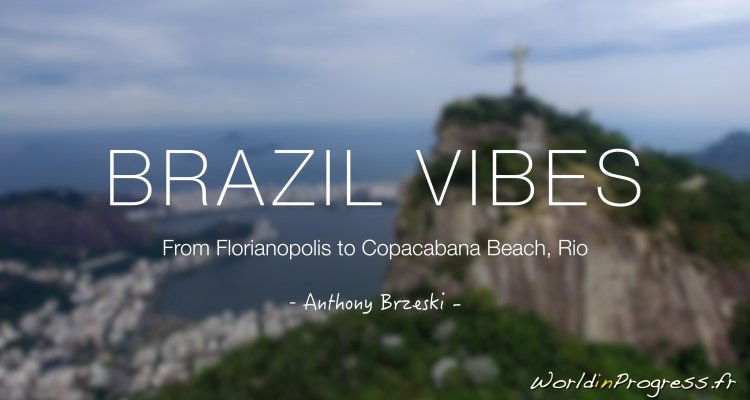 Brazil Vibes, aerial video